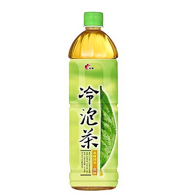 光泉 冷泡茶春釀綠茶(1235mlx12入)