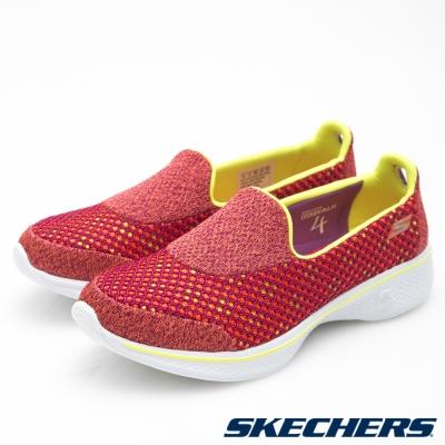 SKECHERS-女-健走系列GO-Walk-4-14145PKLM