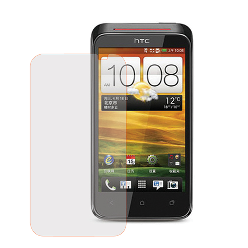 VXTRA HTC Desire VC T328D防眩光霧面耐磨保護貼