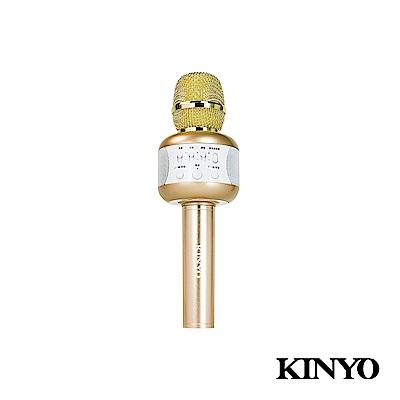 【KINYO】行動K歌麥克風 (BDM-500)