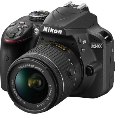 Nikon D3400+18-55mm 單鏡組*(平輸中文)
