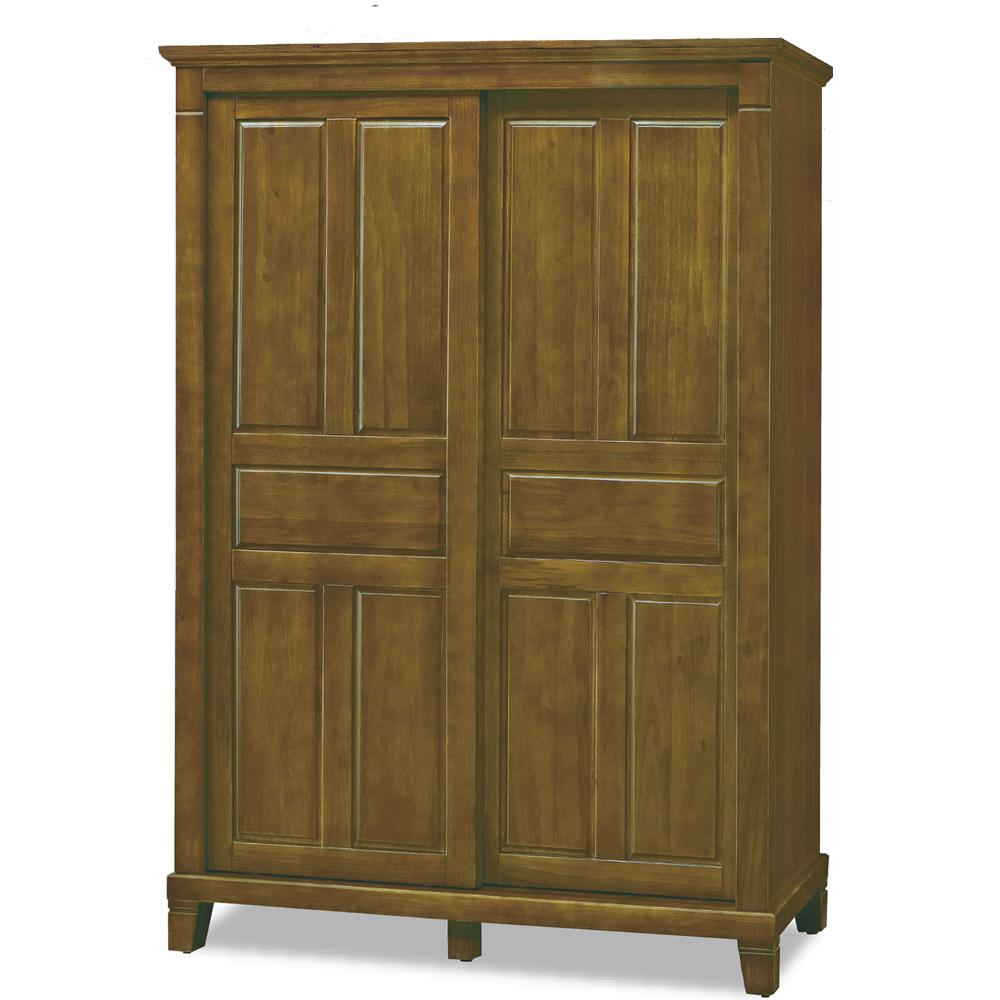 ROSA羅莎 比倫實木5x7衣櫃