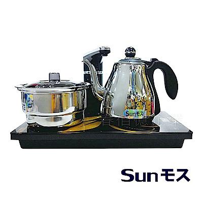 SUNMOSU智慧型全自動補水泡茶機S-618AI