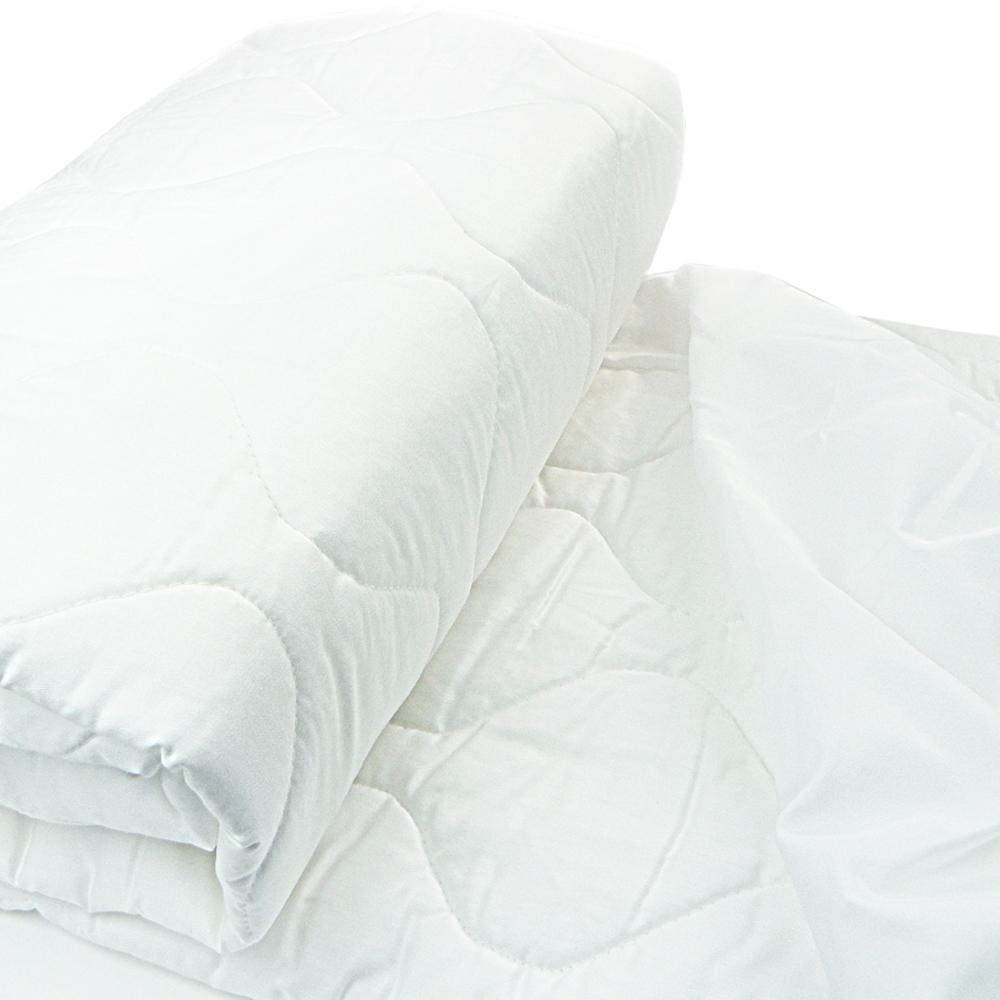 bedtime story 100%精梳純棉PU防水保潔墊(加大雙人床包式)