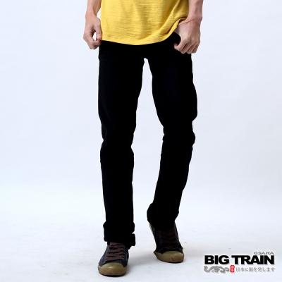 BIG-TRAIN-暗黑紅鬼袋蓋小直筒-男-黑色
