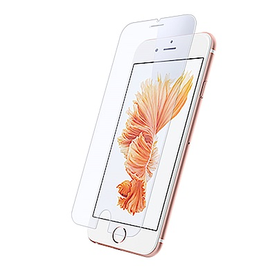 Metal-Slim Apple iPhone 6S+(5.5) 9H抗藍光防刮...
