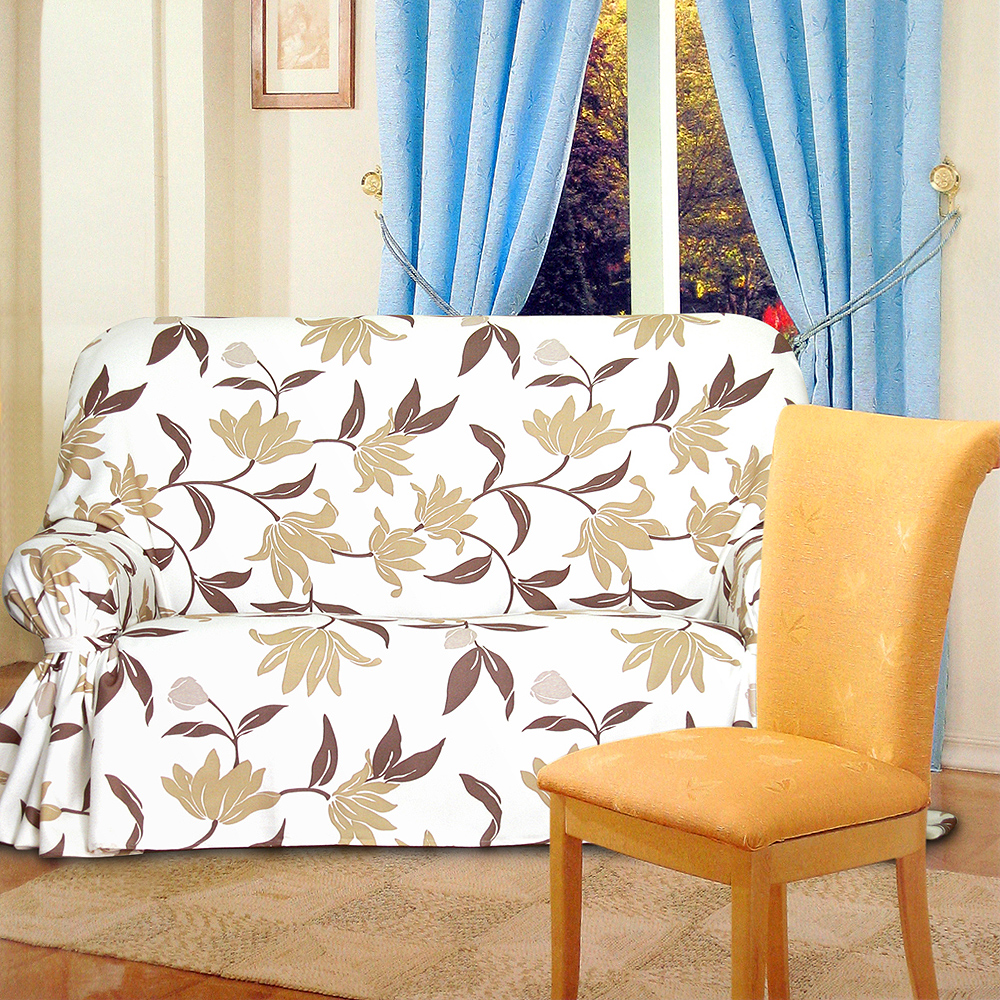布安於室-伊莉亞DIY1人座一片式沙發罩