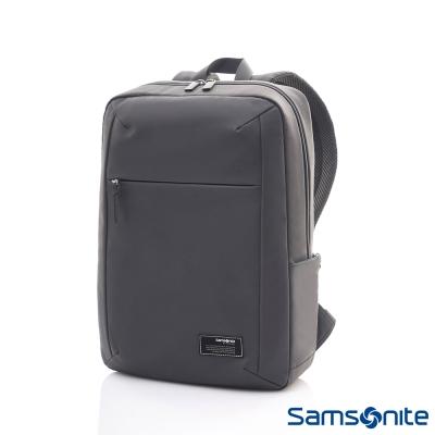 Samsonite新秀麗 Varsity智慧型簡約流行筆電後背包III 16吋(黑)