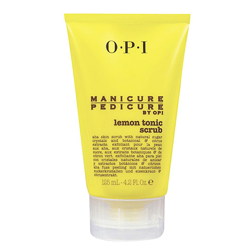 OPI PEDICURE BY OPI.檸檬滋護磨砂淨露125mL(PC394)