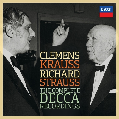 理查史特勞斯-DECCA完整錄音-5CD