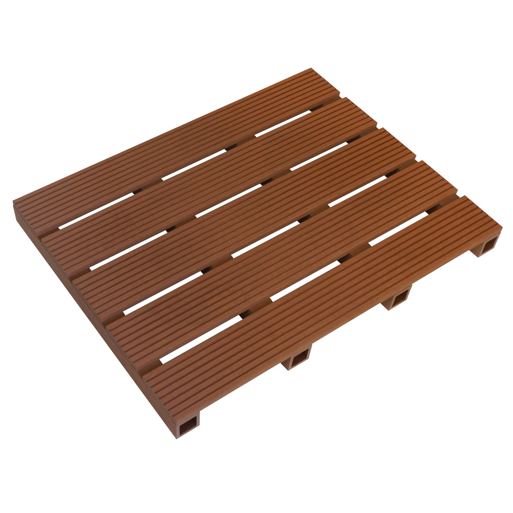 【貝力地板】造景塑木踏板 (45 x 60cm)