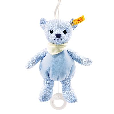 STEIFF德國金耳釦泰迪熊 - Cirous Teddy Bear 音樂鈴 (20cm)