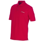 【Berghaus 貝豪斯】男款休閒POLO衫S14M02-紅