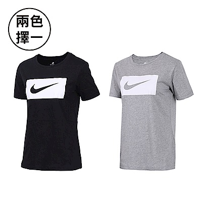 NIKE AS W NSW TEE SWOOSH PACK圓領T恤 兩色擇一