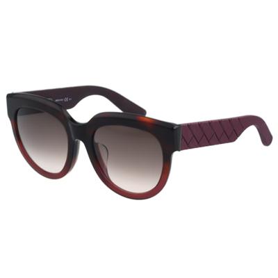 BOTTEGA VENETA太陽眼鏡 (琥珀色)BV301FS
