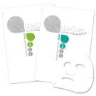 WeCare你的15分鐘 緊緻修護保濕瞬效超導面膜2片組 (積雪草+露珠草)