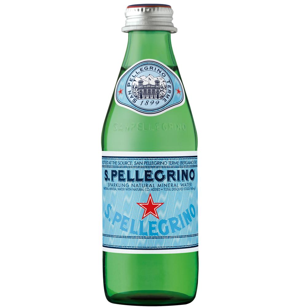 S.Pellegrino聖沛黎洛 氣泡礦泉水(250mlx24入)