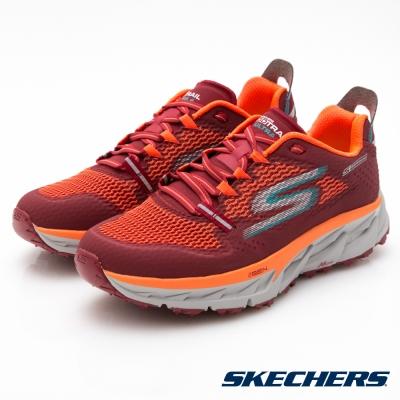 SKECHERS(男)跑步系列GO Trail Ultra 4-54111RDOR