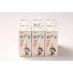 Yakult 養樂多 鮮豆漿(200mlx6入)