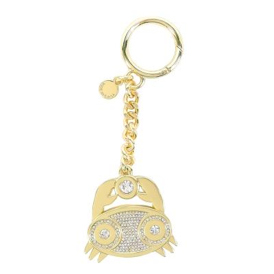 MICHAEL KORS  ZODIAC CHARMS 巨蟹座水晶鑰匙圈(金)