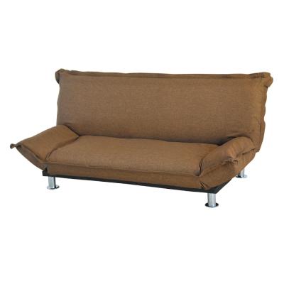品家居 達琳布面功能沙發床-186x90x80cm-免組