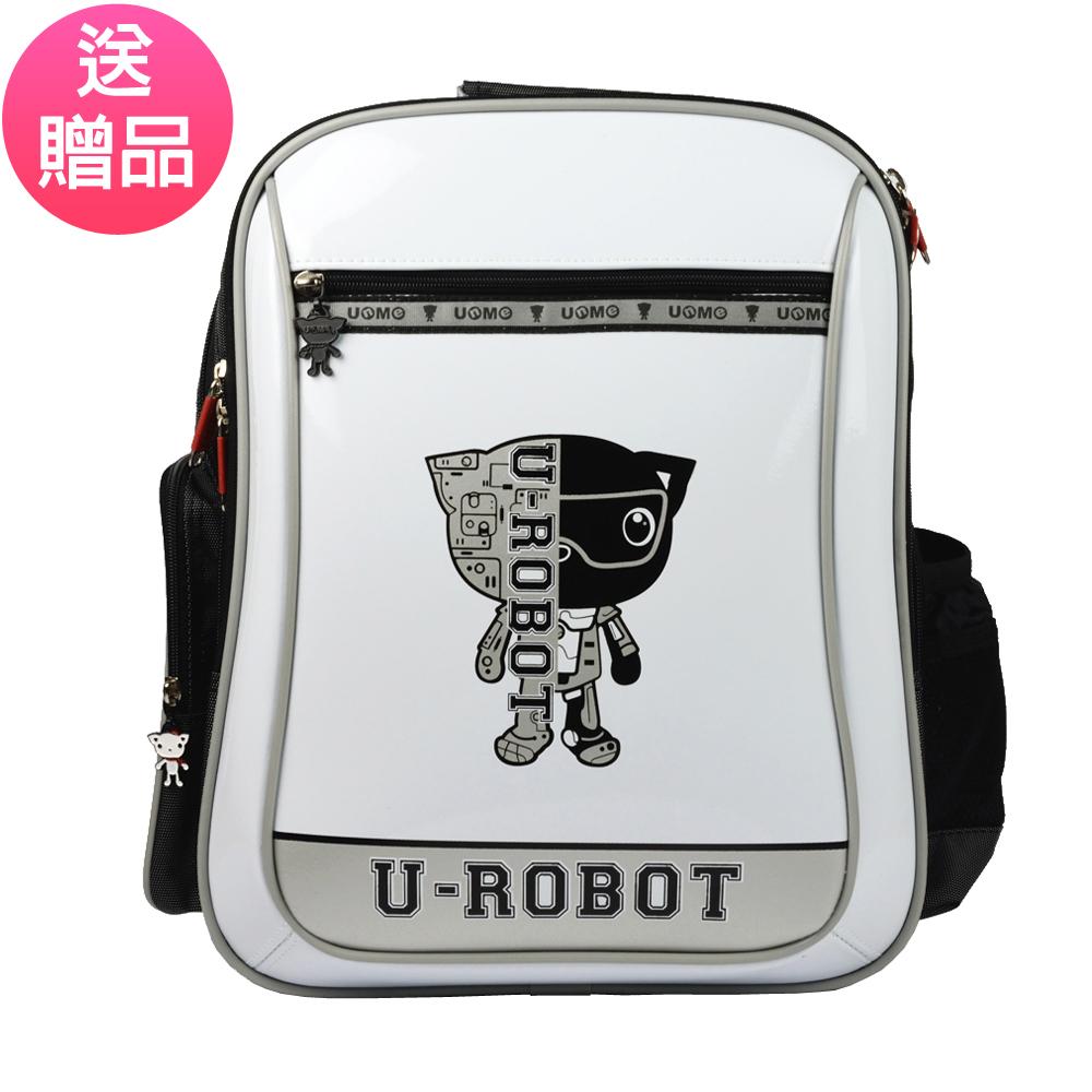 UnMe Robot機器人彈性肩帶後背書包_3233W