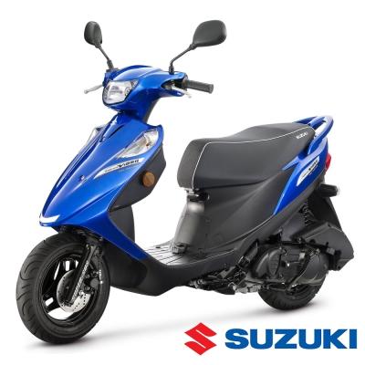 SUZUKI台鈴機車 Address V125G 碟煞 五期噴射 2017年全新車