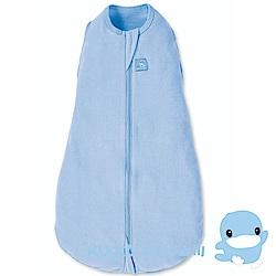 KU.KU酷咕鴨-超好眠懶人包巾-希望藍/甜美粉/智慧灰