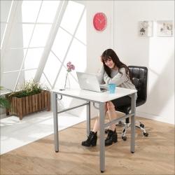 BuyJM 鏡面環保低甲醛穩重型工作桌-寬80公分