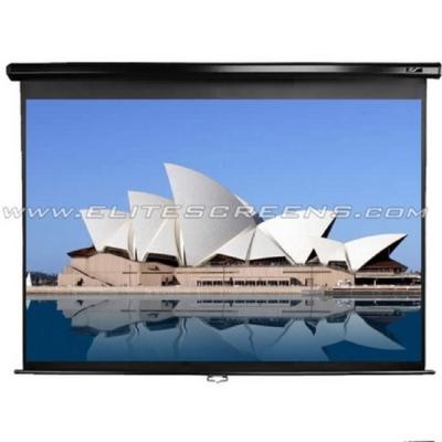 Elite Screens 億立 (M100UWH3-E15 ) 標準型手拉幕100吋