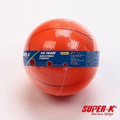 凡太奇 SUPER-K 兒童5寸PU發泡籃球 (快速到貨)