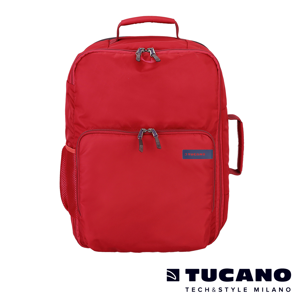 TUCANO MISTER 28.5L超大容量旅行運動後背包-紅