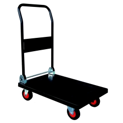 COLOR 塑鋼折疊大手推車(200公斤)