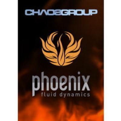 Phoenix Fluid Dynamics 商業版 (下載版)