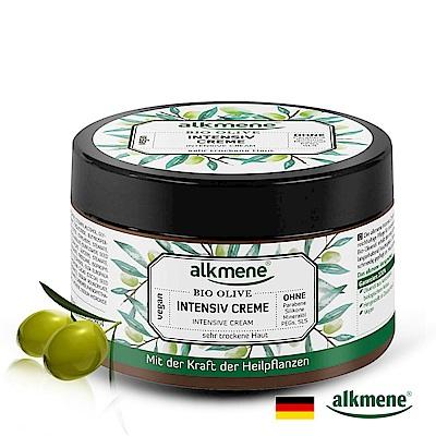 德國alkmene 草本耀典橄欖加護乳霜250ml