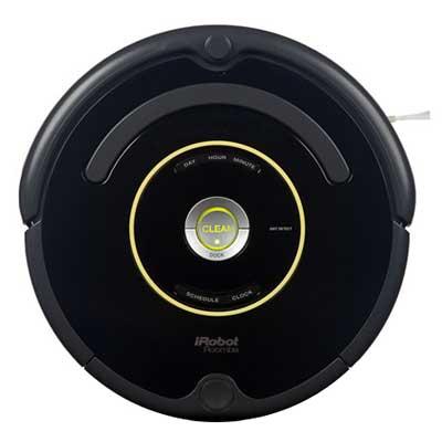 美國 iRobot Roomba 650 AeroVac 定時自動清掃機器人吸塵器