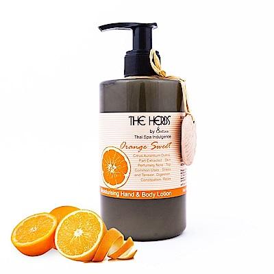 THE HERBS 天然草本身體乳-香橙300ml