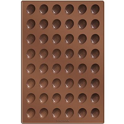 TESCOMA 48格矽膠堅果餅乾烤盤(32cm)