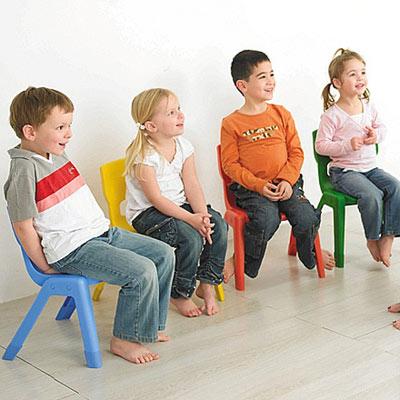 Weplay身體潛能開發系列【動作發展】輕鬆椅34cm ATG-KE0004-00R