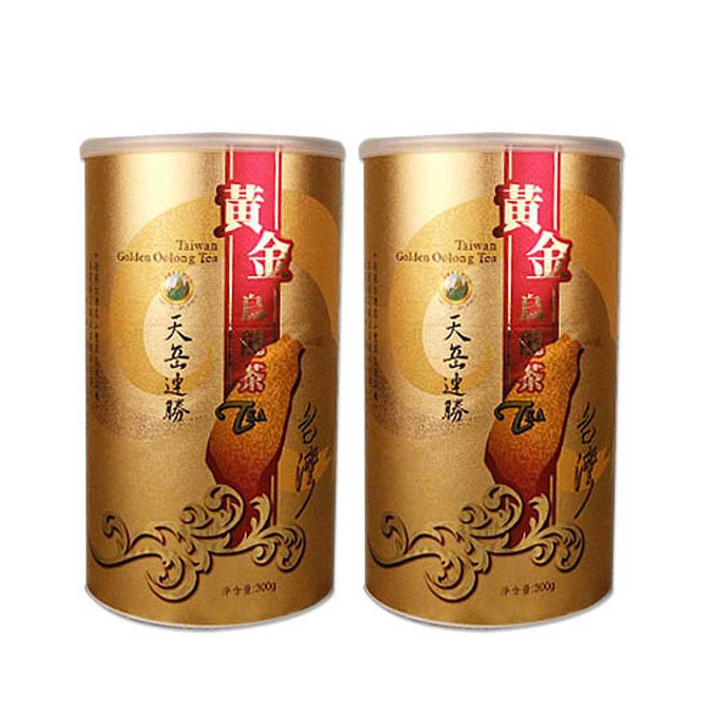 【天岳連勝】黃金烏龍茶(600g)
