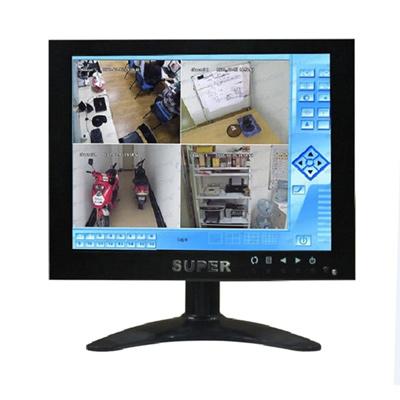 奇巧 CHICHIAU 8吋TFT-LED液晶顯示器(800*600)