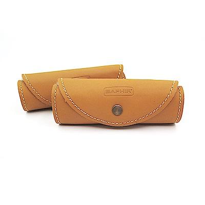 糊塗鞋匠 優質鞋材 P79 法國SAPHIR真皮羊毛拋光手套 <b>1</b>個
