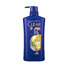 CLEAR淨│男士去屑洗髮乳 茶樹舒緩型 750g