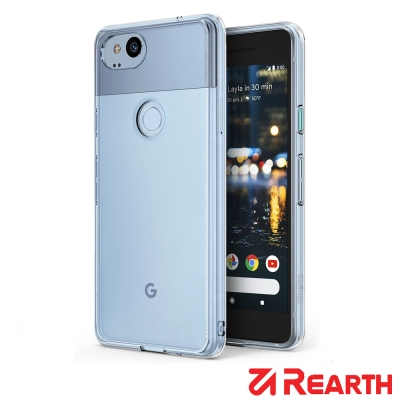 Rearth Google Pixel 2 (Ringke Fusion) 高質...