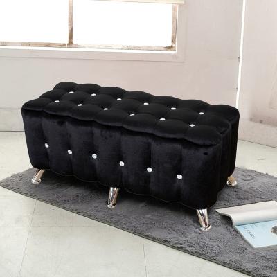 日安家居-Isabella伊莎貝拉歐式長腳椅/三色