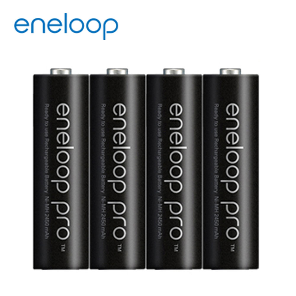 國際牌ENELOOP高容量充電電池 內附3號4入
