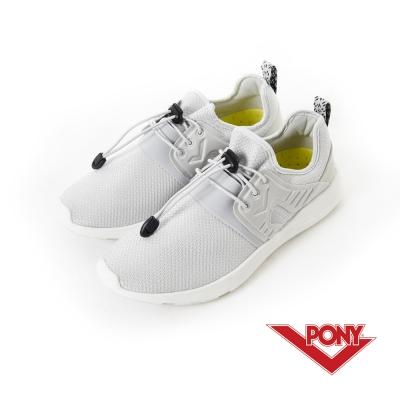 【PONY】SPLASH X 系列-至霸潮鞋-鐵灰-男性