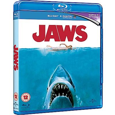 大白鯊 JAWS  1975 藍光 BD