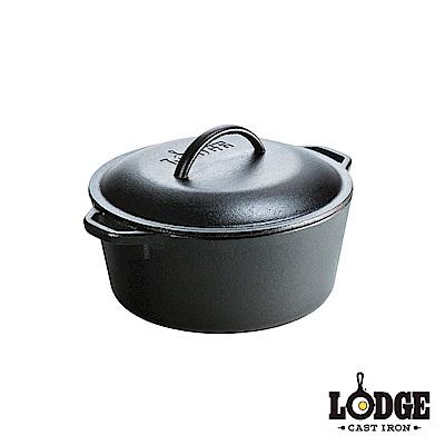 Lodge 鑄鐵荷蘭鍋  5 Q