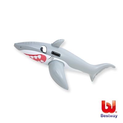 凡太奇。Bestway。72X40吋鯊魚充氣坐騎